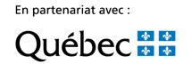 En partenariat avec le Ministère de la santé et des services sociaux du Québec